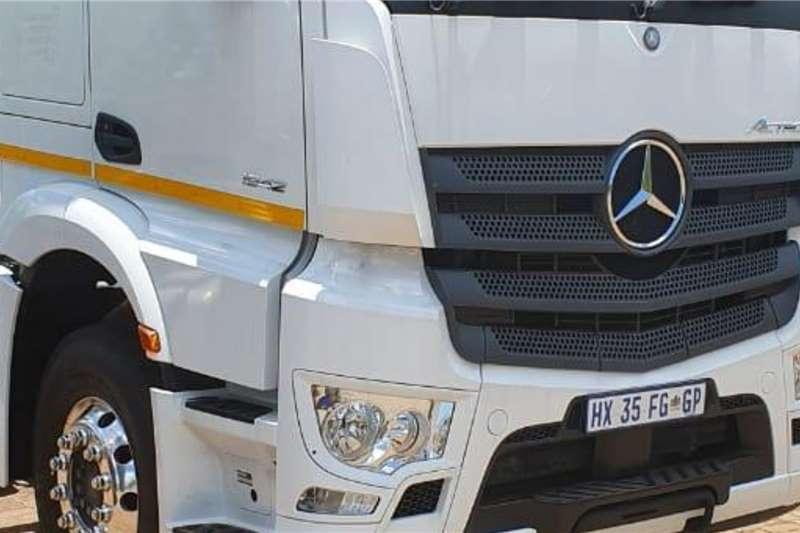 Mercedes Benz Truck tractors Single axle Mercedes Benz Actros 1842LS/37 2019