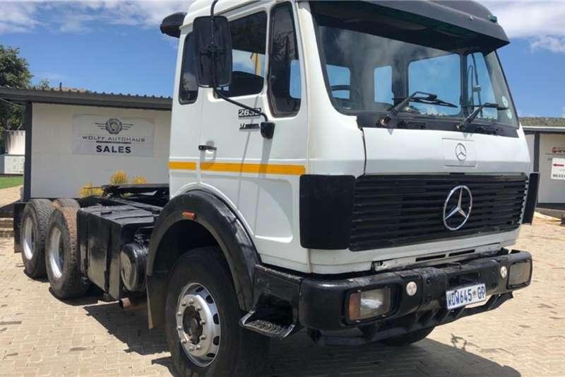 Mercedes Benz Truck tractors V Series 2633 1986