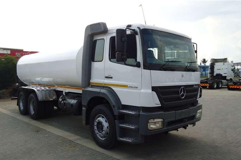 Mercedes Benz Truck Water Tanker 26.28 AXOR RIGID 16000L WATERBOWSER 2006