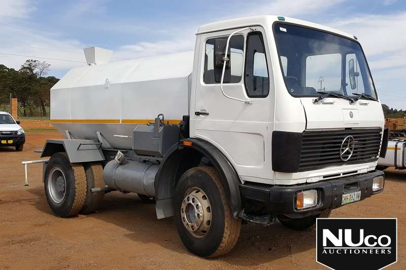 Mercedes Benz Truck Water tanker MERCEDES BENZ 1417 WATER TANKER