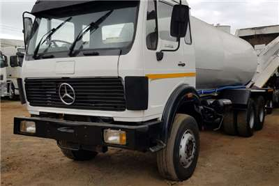 Mercedes Benz Water tanker MERCEDES BENZ 2628 16000LT WATER TANKER Truck