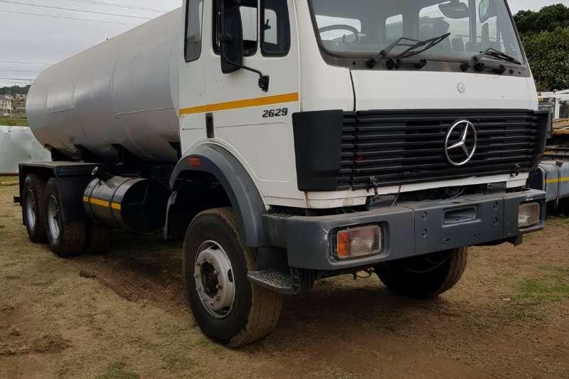 Mercedes Benz Truck Water tanker MERCEDES BENZ 2629 WATER TANKER