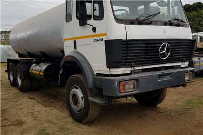 Mercedes Benz Truck Water Tanker MERCEDES BENZ 2629 WATER TANKER