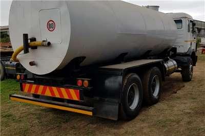 Mercedes Benz Water tanker MERCEDES BENZ 2629 WATER TANKER Truck