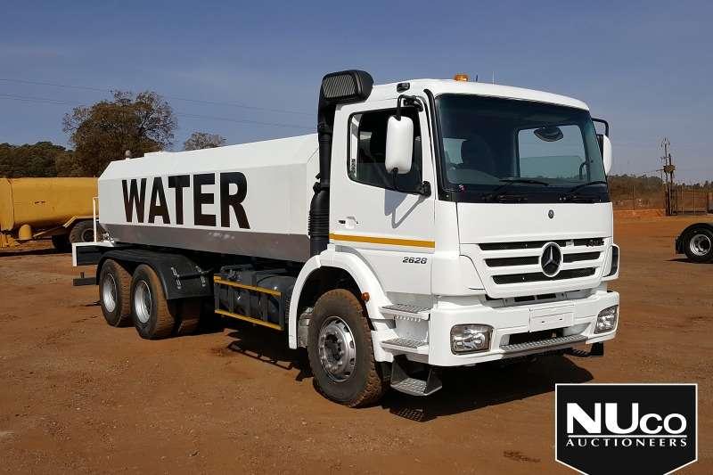 Mercedes Benz Truck Water Tanker MERCEDES BENZ AXOR 2628 WATER TANKER