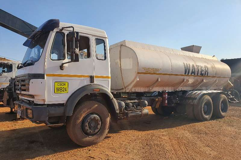 Mercedes Benz Truck Water Tanker Powerliner (16000L) 1996