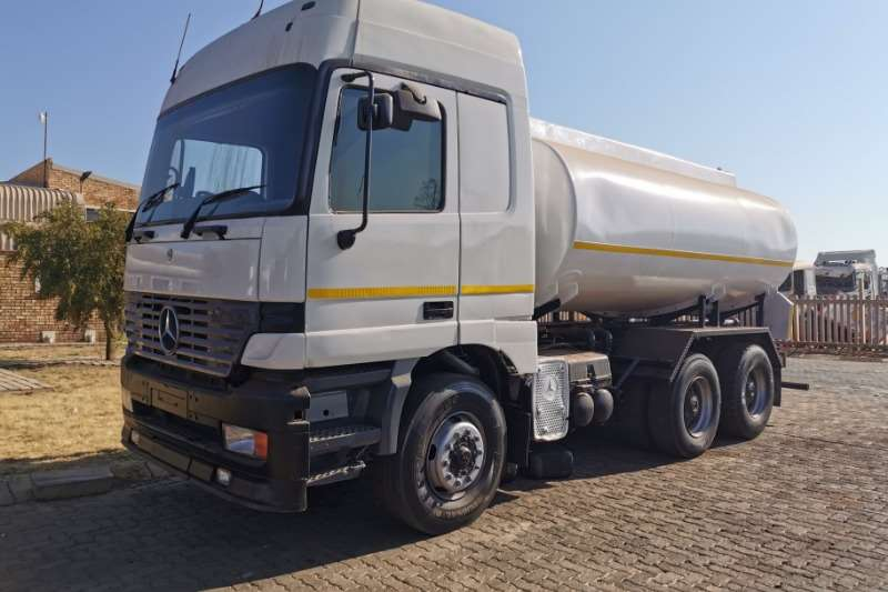 Mercedes Benz Water bowser ACTROS 2644 2001