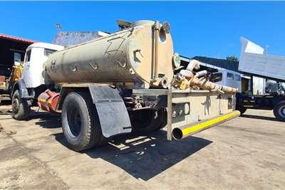 Mercedes Benz 1517 4x4   6000lt Water Tanker Water bowser trucks