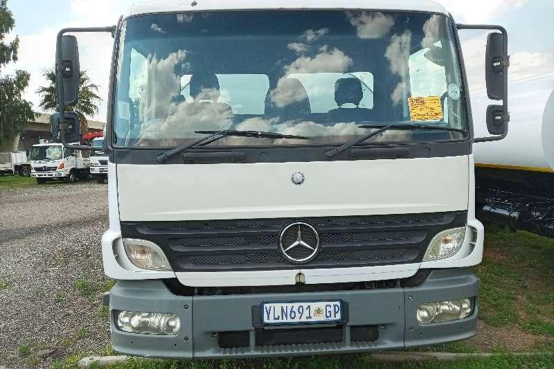 Mercedes Benz 2008 Mercedes Benz Atego 15:23   10 000 Litres Wat Water bowser trucks