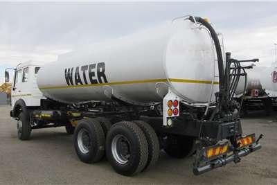 Mercedes Benz 2426 Powerliner Water bowser trucks