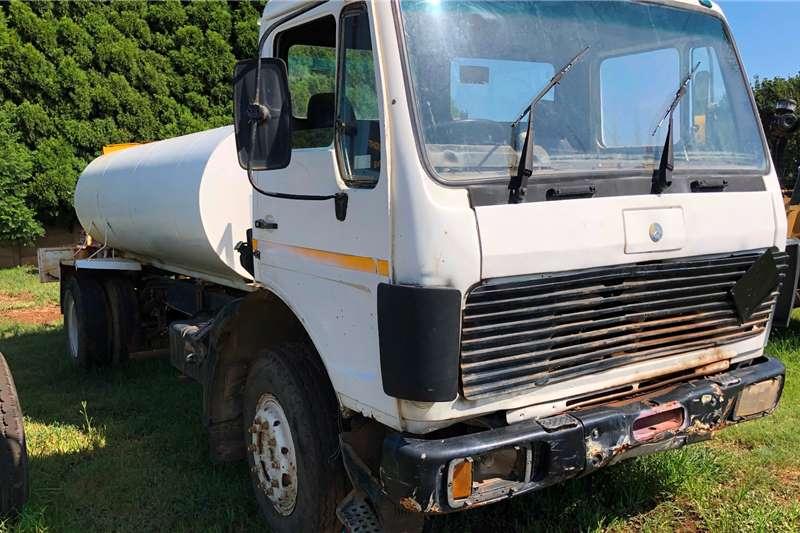 Mercedes Benz Water bowser trucks Mercedes Benz 1213 Water Tanker 7000 Liter