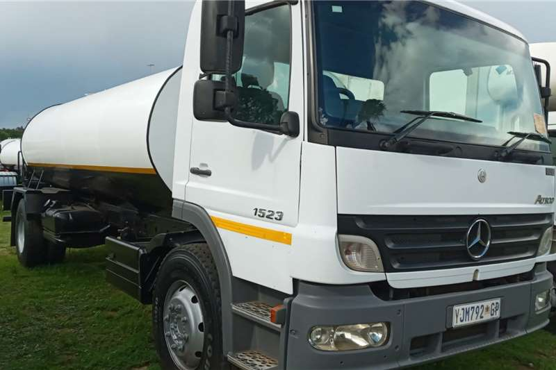 Mercedes Benz MERCEDES BENZ ATEGO   10 000 LITRES WATER TANKER Water bowser trucks