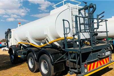 Mercedes Benz Water Tanker Water bowser trucks