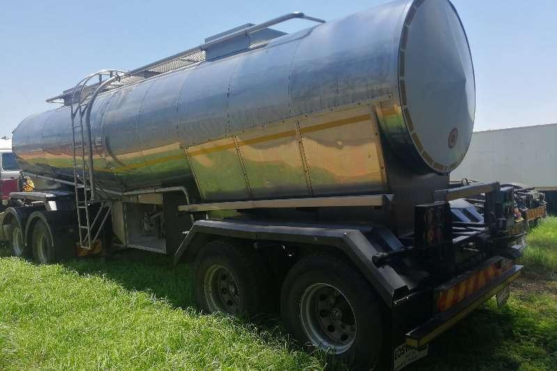 Milk tanker 23000L 2005