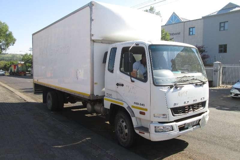 Mitsubishi Box trucks FK13 240 2011