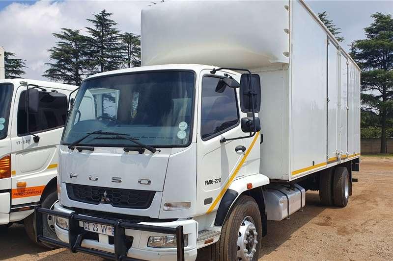 Mitsubishi Box trucks FM 16 270 2014