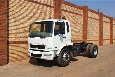 Mitsubishi FUSO 15 270,4x2 CHASSIS CAB, IDEAL FOR TIPPER Chassis cab trucks