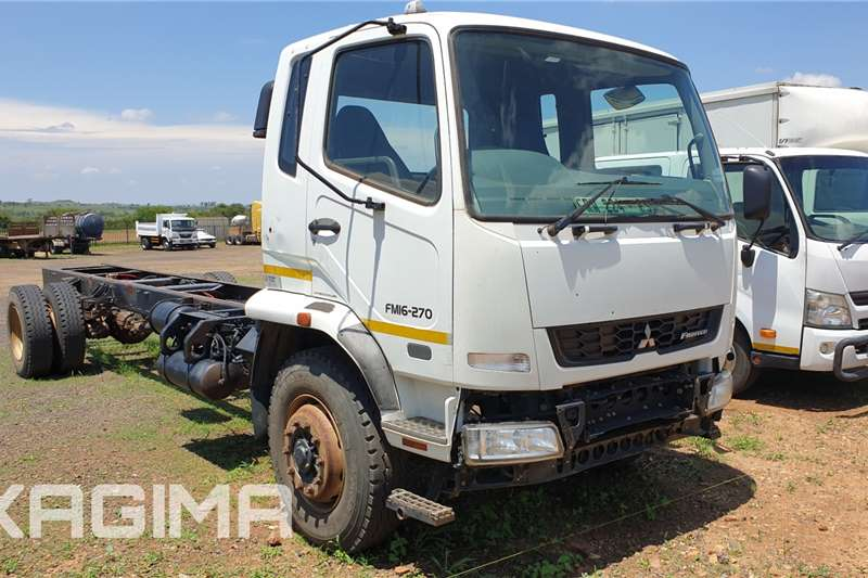 Mitsubishi FUSO FM16 270 Chassis cab trucks