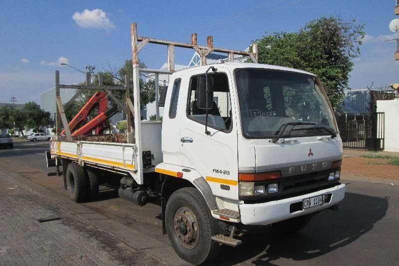 Mitsubishi Crane trucks FM14 213 2009