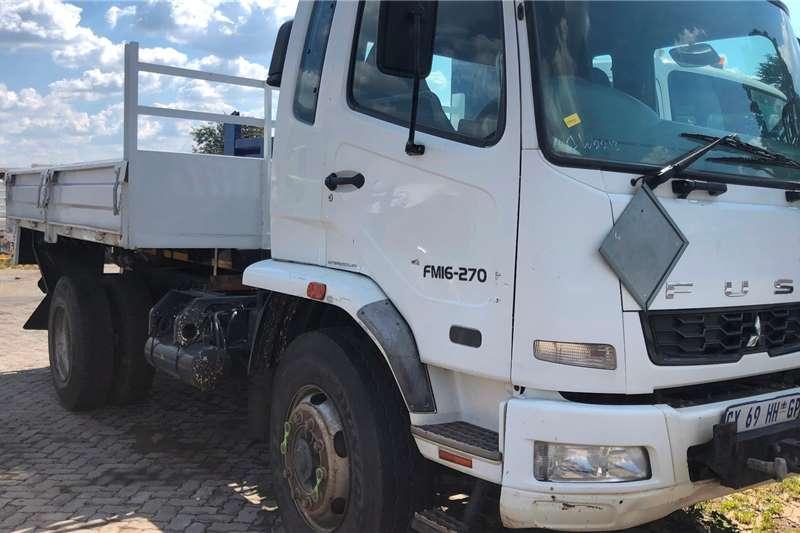 Mitsubishi Crane trucks FM16 270 2014