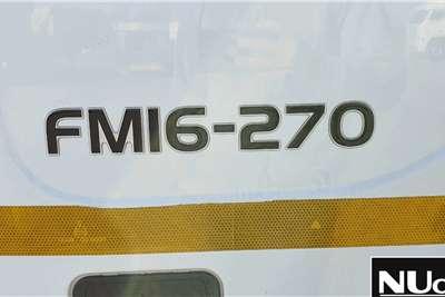 Mitsubishi 2017 MITSUBISHI FUSO FIGHTER FM16.270 DROP SIDE TR Dropside trucks