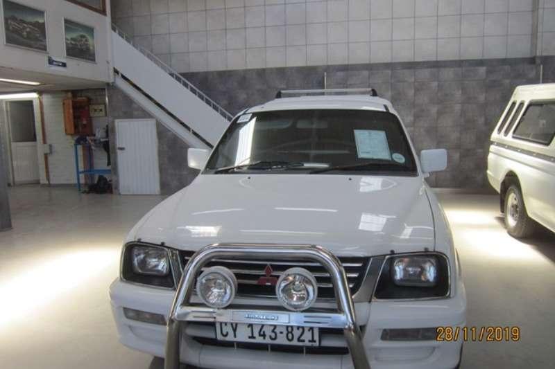 Mitsubishi LDVs & panel vans Mitsubishi Colt 2.0 Bakkie 2001