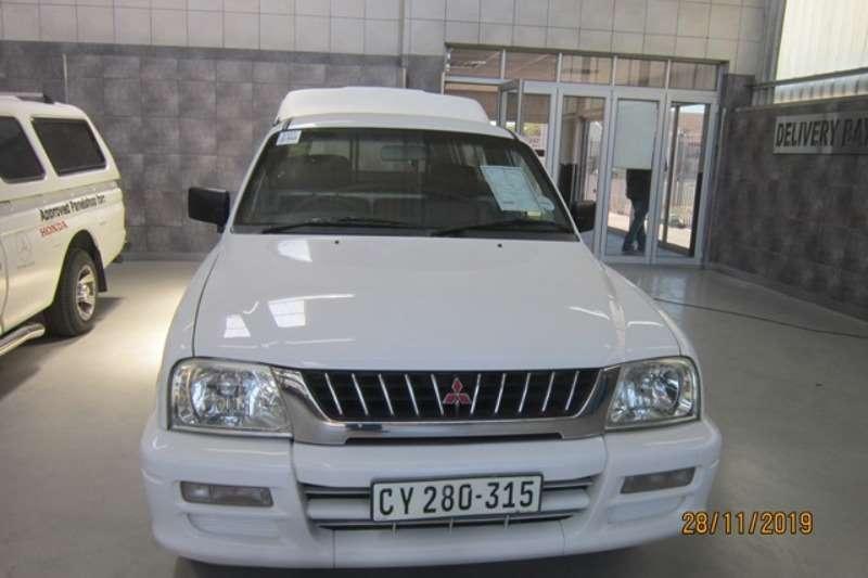 Mitsubishi LDVs & panel vans Mitsubishi Colt 2.0 Bakkie 2006