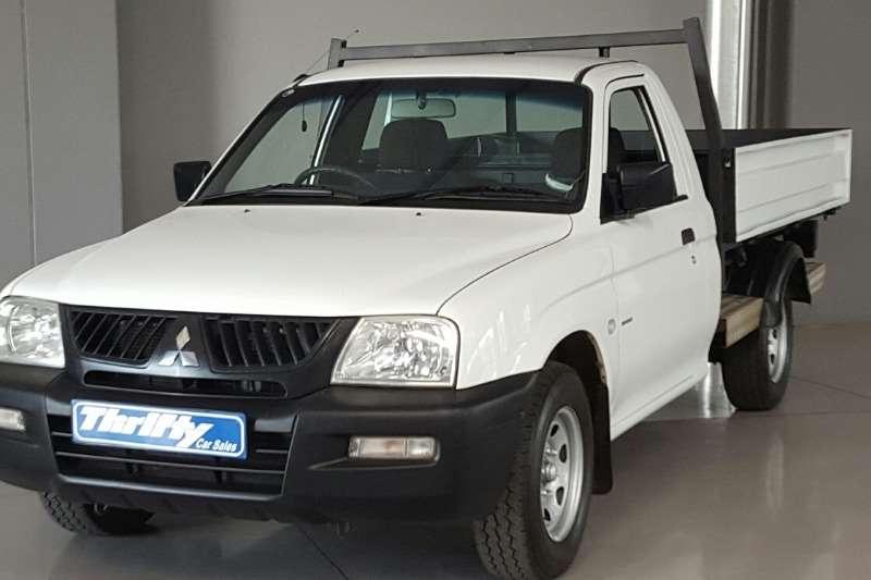 Mitsubishi LDVs & Panel Vans MITSUBISHI COLT 2000I LWB HI-LINE 2008