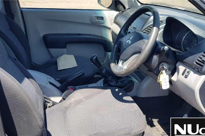 Mitsubishi MITSUBISHI TRITON DI D COMMON RAIL SINGLE CAB LDV LDVs & panel vans