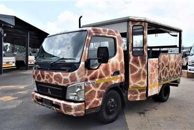 Mitsubishi Canter FE5 106TD Safari Drive (12 Seats ) Other trucks