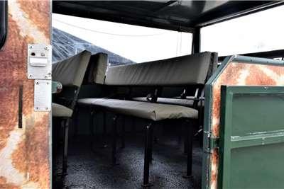 Mitsubishi Canter FE5 106TDSafari Passenger Carrier (12 Seat Personnel carrier trucks