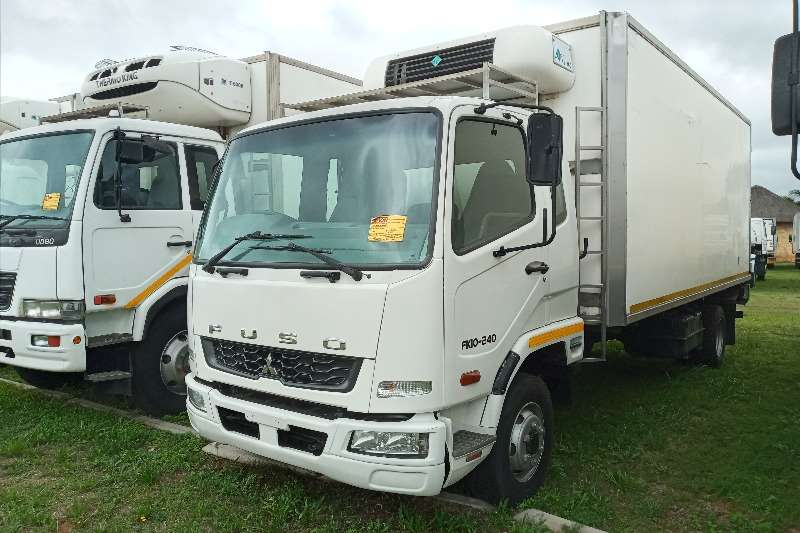 Mitsubishi 2013 Mitsubishi Fuso FK10:240   (5 Ton) Fridge Uni Refrigerated trucks