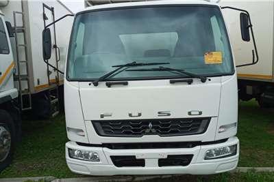 Mitsubishi MITSUBISHI FUSO FK10:240   FRIDGE UNIT FOR SALE Refrigerated trucks