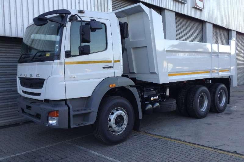 Mitsubishi Tipper trucks FUSO FJ26 280 TIPPER 2020