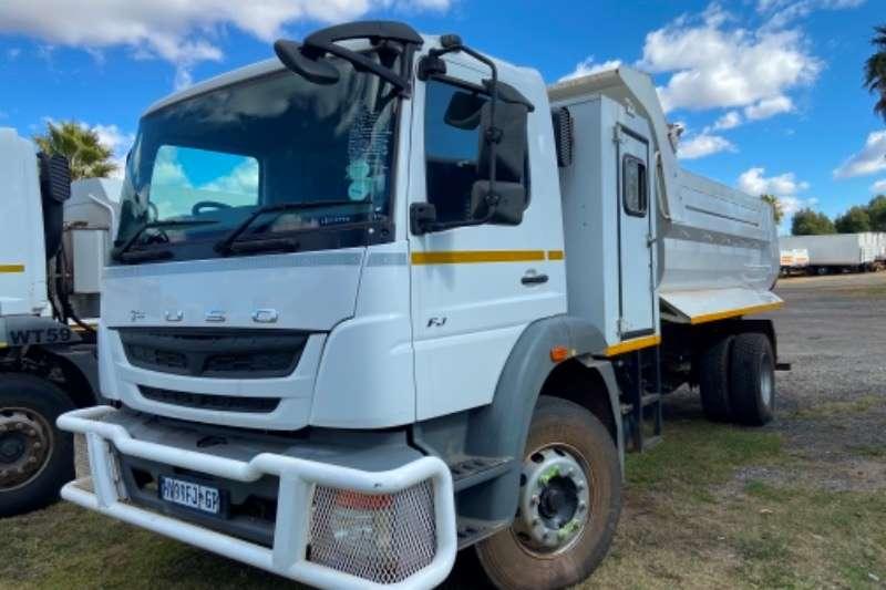 Mitsubishi Mitsubishi FJ 6 cubic tipper truck for sale Tipper trucks