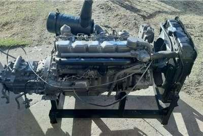 Mitsubishi 6D14 Engine Truck