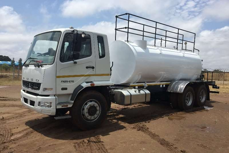 Mitsubishi Truck Chassis cab RIGID WATER TANKERS 2019