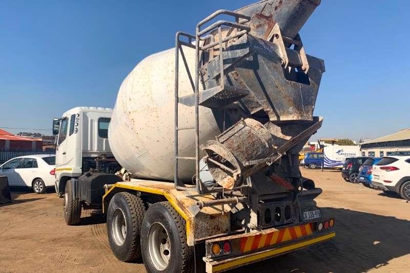 Mitsubishi Concrete mixer FUSO FV26 310 6 CUBE Truck