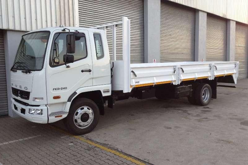 Mitsubishi Truck Dropside FUSO FK13 240 2019