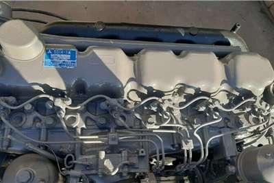 Mitsubishi FM Truck Engine Truck
