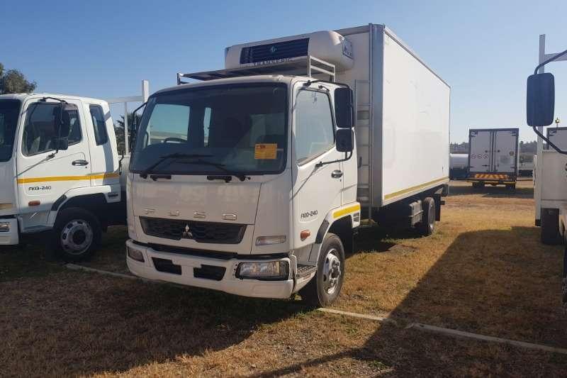 Mitsubishi Truck Fridge truck Fuso FK10 240 2013