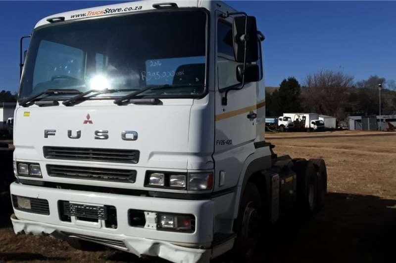 Mitsubishi Truck Fuso 2014