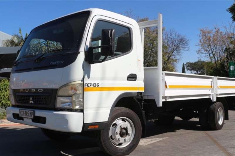 Mitsubishi Truck FUSO 7-136TD Dropside 2015