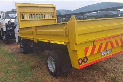 Mitsubishi FUSO CANTER FG 6 106 4m³ TIPPER Truck