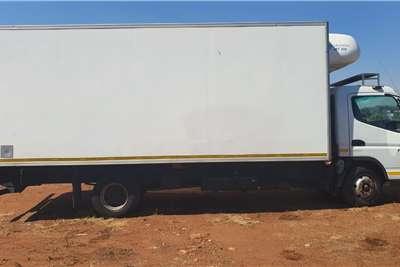 Mitsubishi FUSO FE8 150 TF REFRIGERATOR UNIT Truck