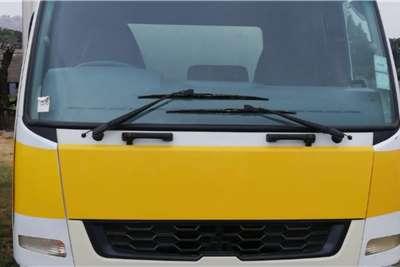 Mitsubishi Fuso FK13 240 Van body Truck