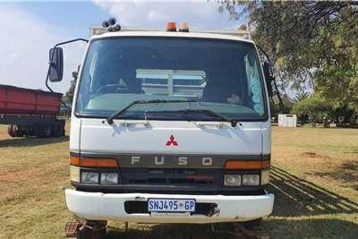 Mitsubishi FUSO FM14 213 WITH CATTLE RAILS Truck