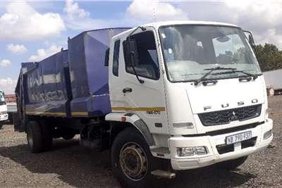 Mitsubishi MITSUBISHI FUS DUSBIN BIN BODY Truck