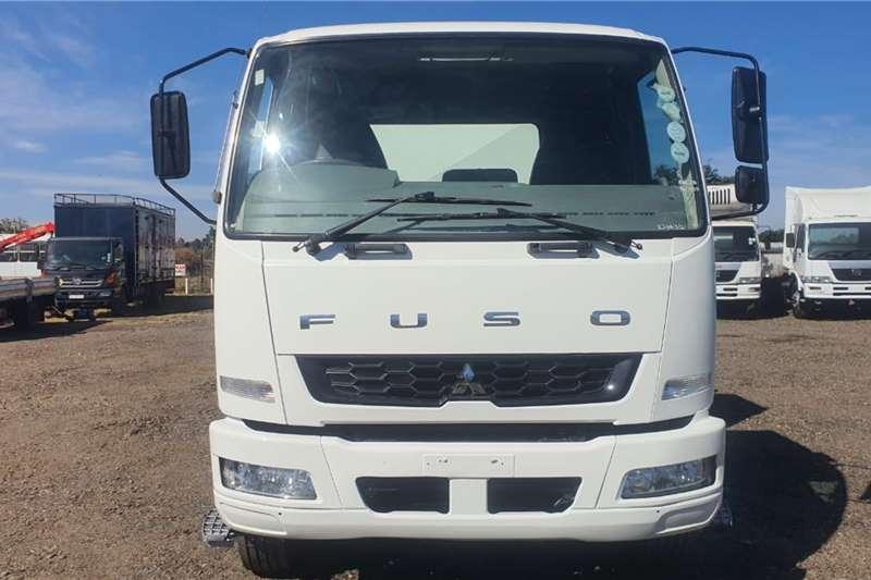 Mitsubishi MITSUBISHI FUSO COMPACTOR DUSBIN TRUCK Truck