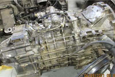 Mitsubishi FUSO M130 7SPEED GEARBOX Truck spares and parts